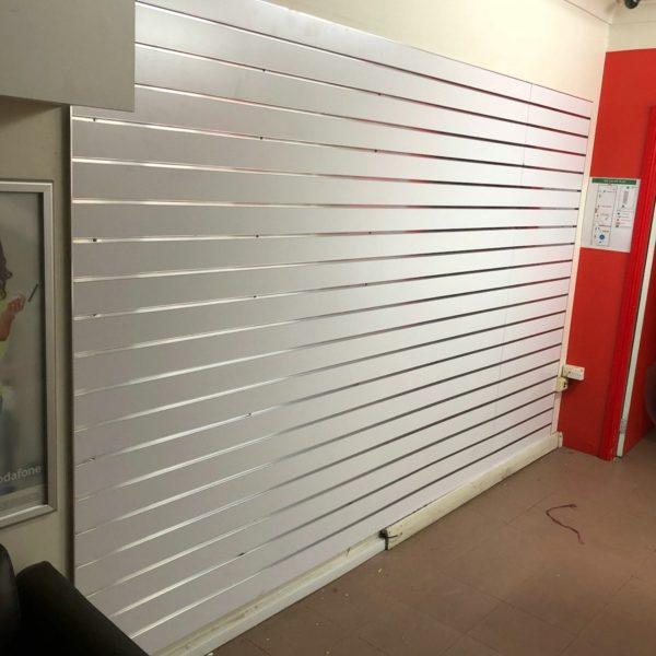 slat panel display
